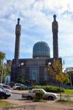 Mosquée de St Petersbourg Photographie stock libre de droits