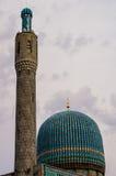 Mosquée de St Petersburg Photo libre de droits