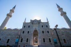 Mosquée de Suleimania Images libres de droits