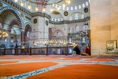Mosquée de Suleymaniye Photos stock