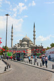 Mosquée de tabouret à Istanbul, Turquie Photos libres de droits