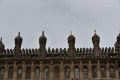 Mosquée de Toli, Hyderabad Images libres de droits