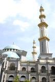 Mosquée de Wilayah Persekutuan Images libres de droits
