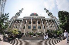 Mosquée de Xining Dongguan image libre de droits