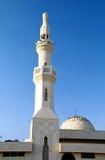 mosquée du Dubaï de désert Photo stock