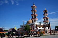 Mosquée en Thaïlande Image stock