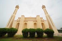 Mosquée grande d'Al-Fateh - architecture nationale Photographie stock libre de droits