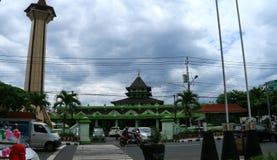Mosquée grande de Magelang photos libres de droits