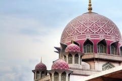 Mosquée grande de Putrajaya images stock