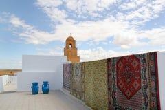 Mosquée grande - Kairouan photo stock