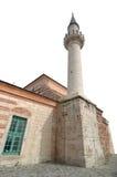 Mosquée historique, d'isolement, Istanbul, Turquie Photographie stock libre de droits