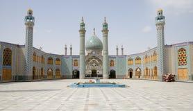 Mosquée Iran Photo stock