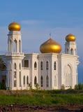 Mosquée islamique Photographie stock