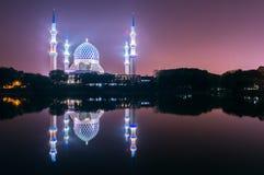 Mosquée islamique publique Photos libres de droits