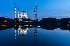 Mosquée islamique publique Image libre de droits