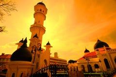 mosquée keling kapitan Photographie stock libre de droits