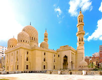Mosquée l'Alexandrie Photos stock