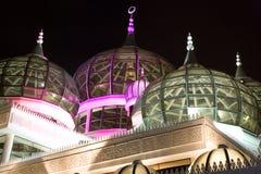 Mosquée la nuit photo libre de droits