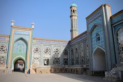 Mosquée musulmane Photos libres de droits
