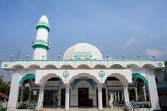 Mosquée musulmane dans le Doc. de Chau, delta de Mekong, Vietnam Image libre de droits