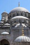 Mosquée neuve à Istanbul Images libres de droits