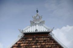 Mosquée ou Masjid Tengkera de Tranquerah Images stock