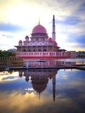 mosquée putrajaya Photos libres de droits