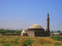 Mosquée - ruines de Van Image libre de droits