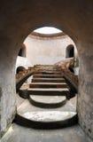 Mosquée souterraine à Yogyakarta sur l'île de Java Images stock