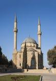Mosquée turque en parc de montagne de Bakou, Azerbaïdjan Images libres de droits