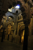 Mosque–Cathedral of Córdoba Royalty Free Stock Image