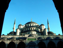Mosque. In Istanbul stock images