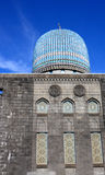 Mosque. Tatar mosque in St.Petersburg Russia Stock Photo