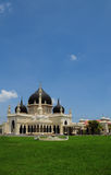 Mosque. A building of a mosque Royalty Free Stock Photography