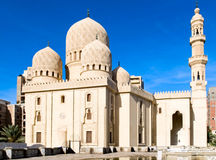 Mosque. The mosque in Alexandria, Egypt Stock Photo