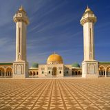Mosque. Temple, Tunisia, North Africa Stock Photography