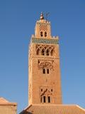 Mosque. The Koutoubia Mosque in Marrakech / Morocco Royalty Free Stock Photos