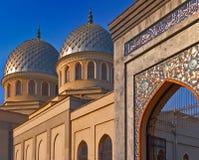 Mosque. In the Tashkent city in Uzbekistan Royalty Free Stock Photos