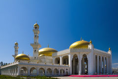 Mosque. Big Muslims church in ningxia china Stock Photography