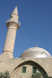 Mosque. Acre, Israel royalty free stock image