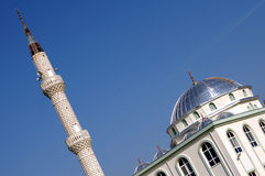 Mosque. Moosque in Belek in Turkey stock photo