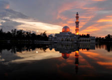 Mosque. royalty free stock photo