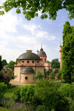 Mosque. In Schwetzingen Castle  in German  / Baden-Wuerttemberg Stock Photography