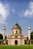 Mosque. In Schwetzingen Castle  in German  / Baden-Wuerttemberg Royalty Free Stock Photography