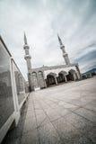 Mosque Abdullah bin Abdulaziz Al Saud Stock Photos