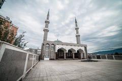 Mosque Abdullah bin Abdulaziz Al Saud Stock Photo