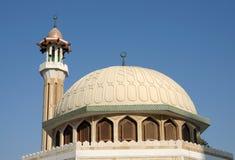 Mosque in Abu Dhabi Stock Photos