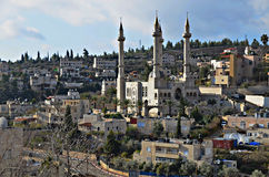 The Mosque in Abu Gosh Stock Image