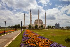 Mosque in Adana Royalty Free Stock Photos