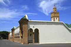 Mosque Ahl Fas Royalty Free Stock Image